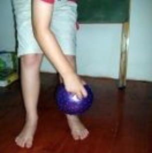 Finger Ball Walk